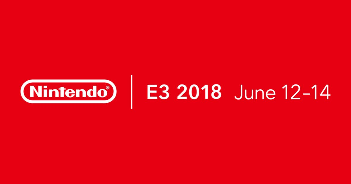 Nintendo's E3-website is live