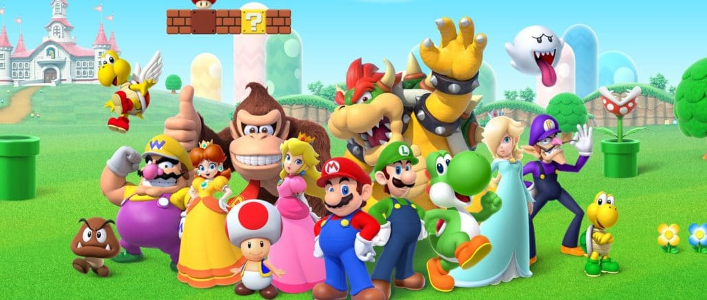 Nintendo shares commercial focusing on families that play together