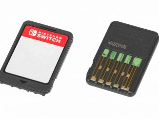 Nintendo Switch 64GB-cartridges delayed