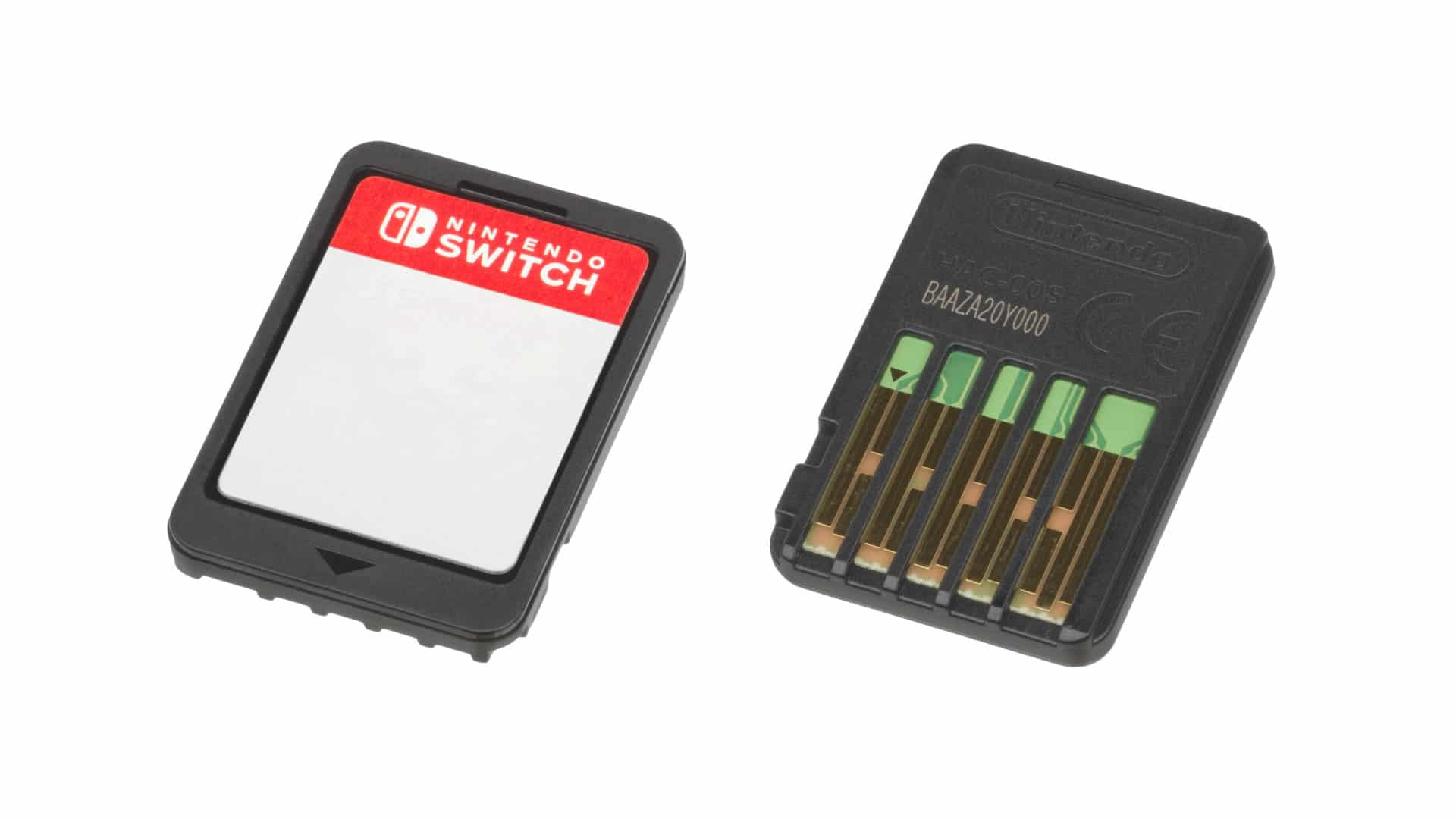 Nintendo Switch 64GB-cartridges uitgesteld