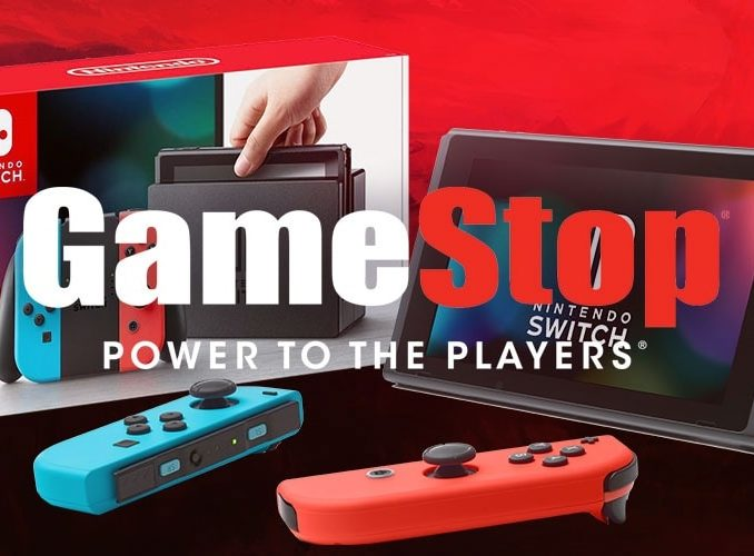 News - Nintendo Switch and Xbox One X did great at Gamestop