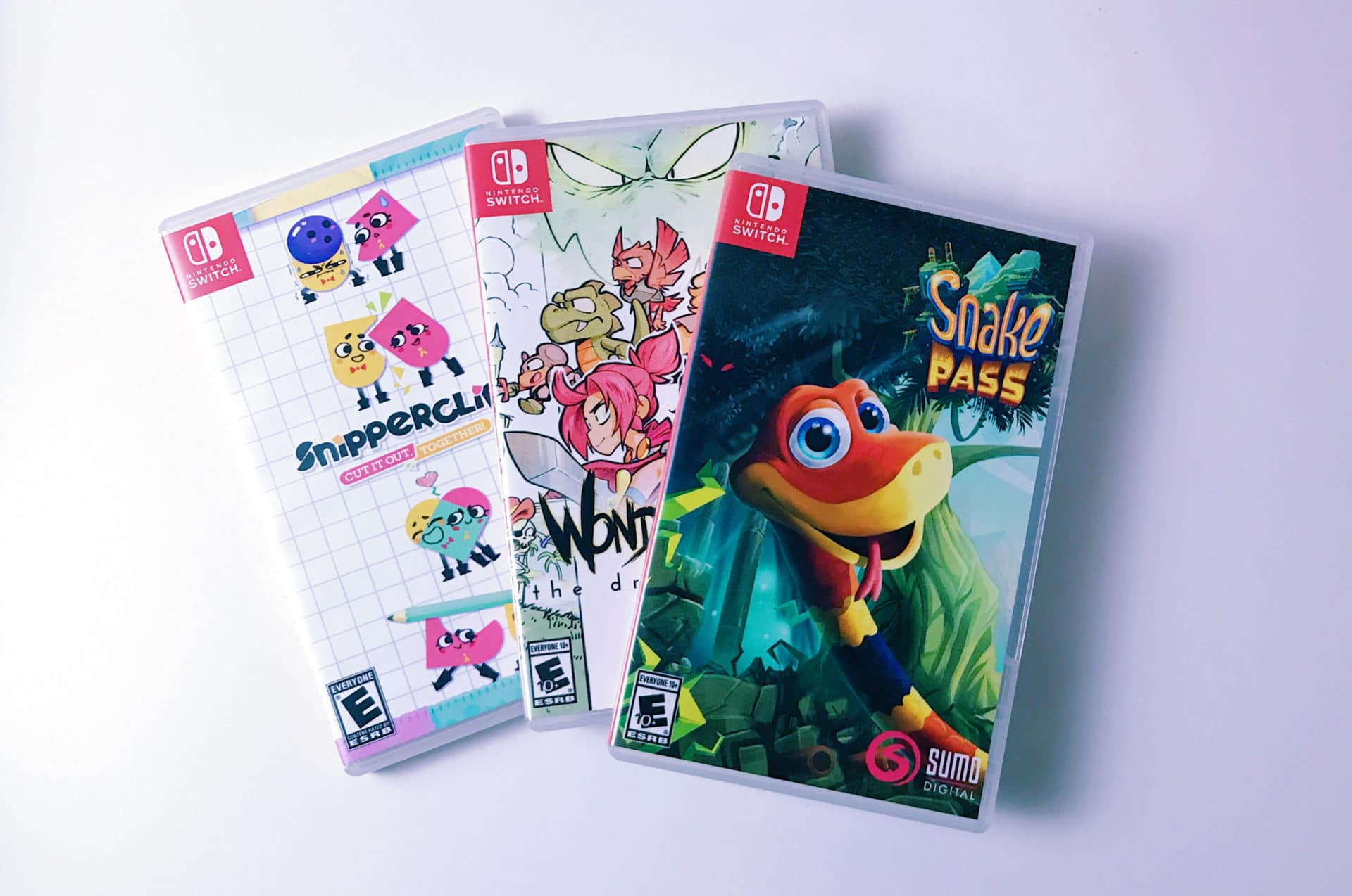 Nintendo Switch game cases have changed