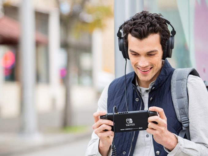 Nieuws - Nintendo Switch ondersteunt nu Wireless Headphones