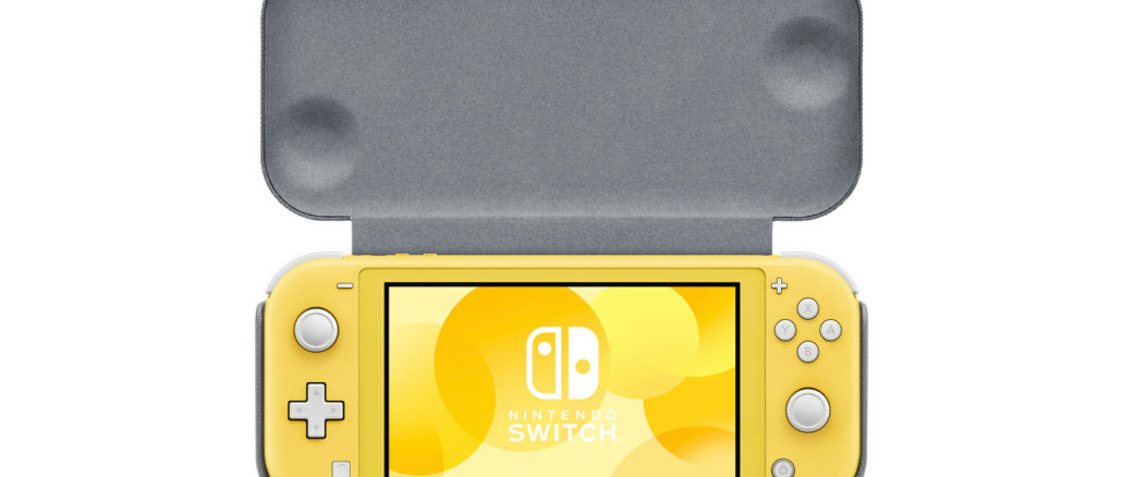 Nintendo Switch Lite Flip Cover Unboxing