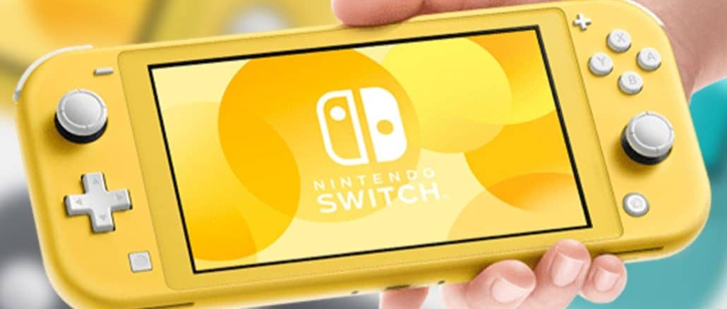Nintendo Switch Lite – Second TV Commercial