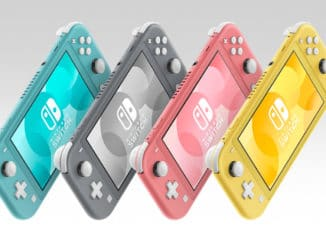 Nintendo Switch Lite – Tekorten in Japan