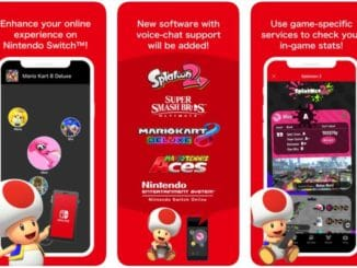 Nintendo Switch Online Mobile App Version 1.5.2