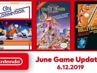 Nintendo Switch Online NES Juni 2019 Update Trailer