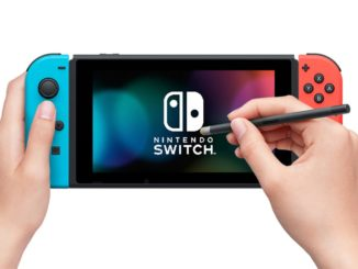 Nintendo Switch Stylus feels different than Super Mario Maker 2 stylus