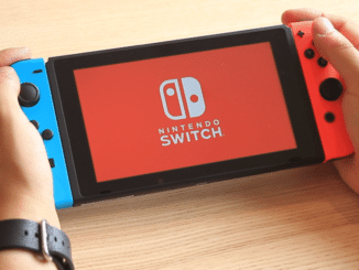 Nintendo Switch's firmware versie 10.0.1
