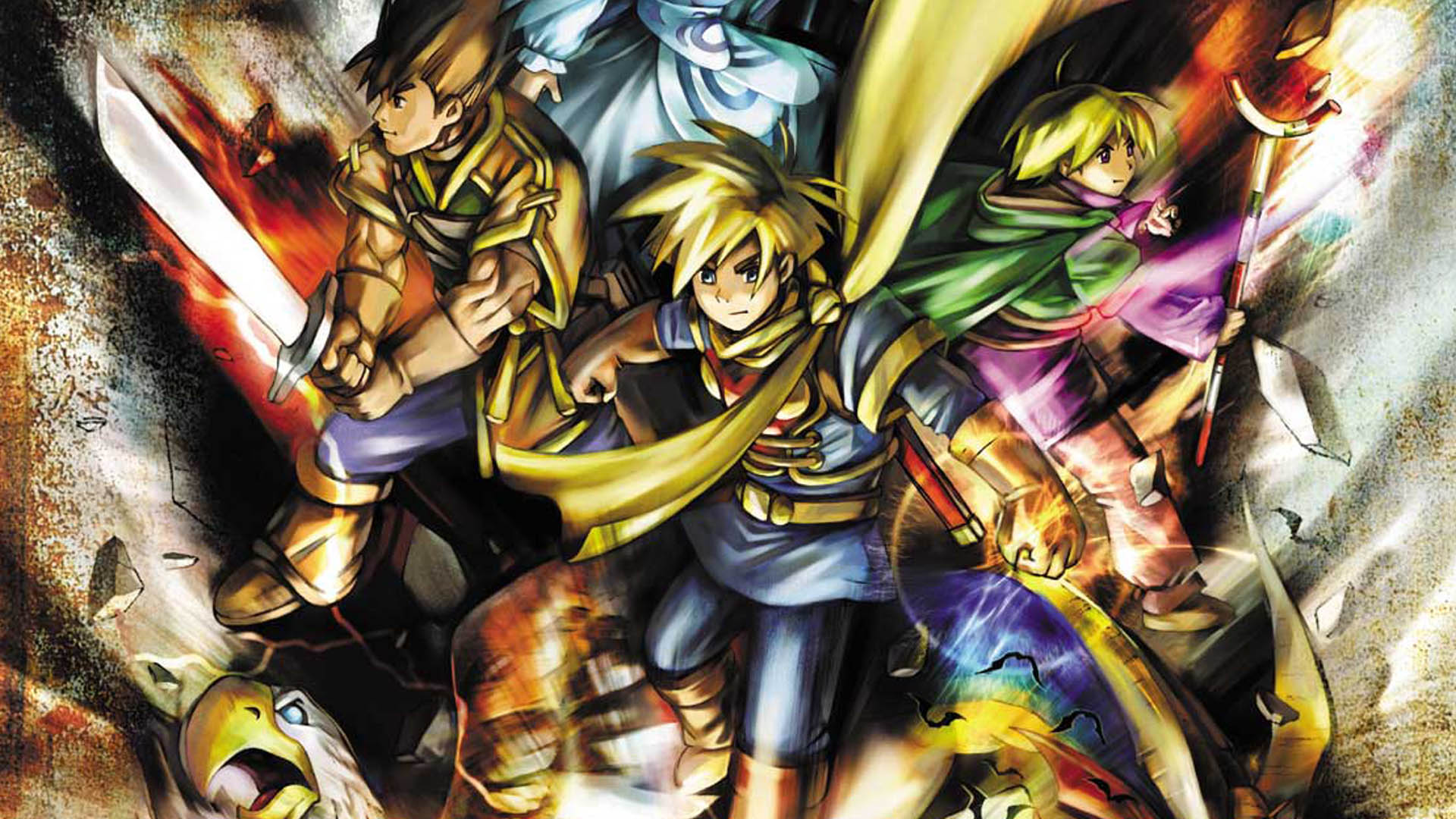 Nintendo Trademarks – Golden Sun and Rhythm Heaven