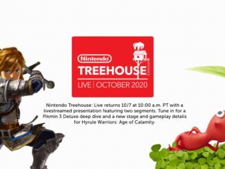 Nintendo Treehouse Live – 10am PT – Pikmin 3 Deluxe en Hyrule Warriors