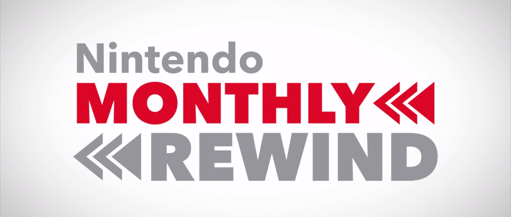 Nintendo's Monthly Rewind – December 2020