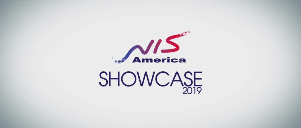 NIS America 2019 Showcase 11th maart