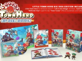 News - NIS America – Little Town Hero Physical – Spring 2020