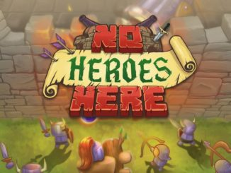 Release - No Heroes Here