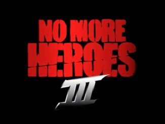 No More Heroes III is coming 2020