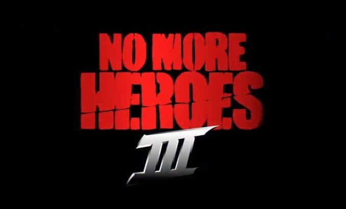 News - No More Heroes III komt 2020