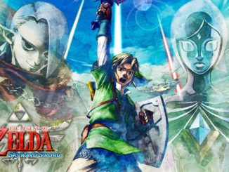 Geen plannen voor The Legend Of Zelda: Skyward Sword
