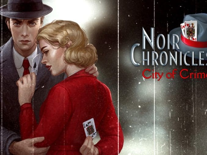 Release - Noir Chronicles: City of Crime