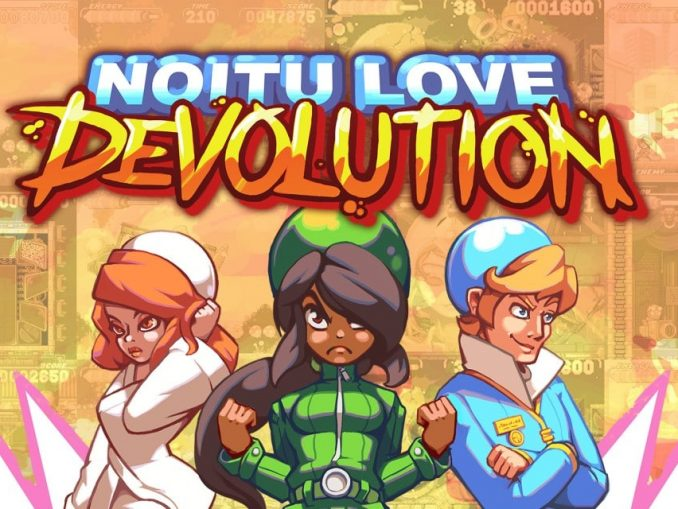 Release - Noitu Love: Devolution