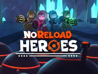 News - NoReload Heroes sinds 19 Juli