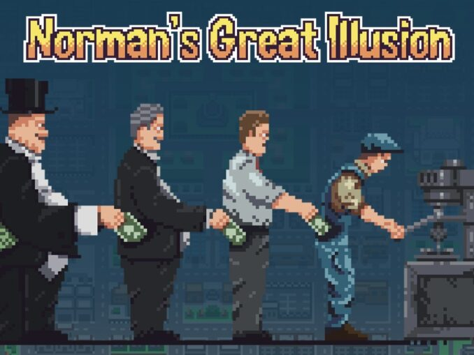 Release - Norman's Great Illusion