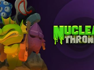 Nuclear Throne port announced and released