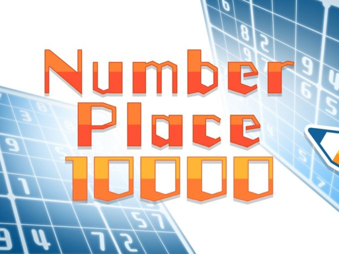 Release - Number Place 10000