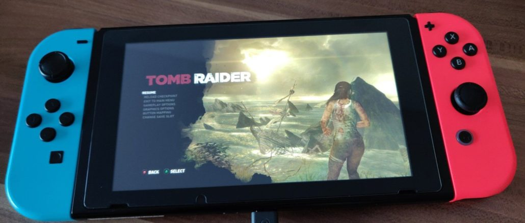 Nvidia Shield OS – Met succes geport