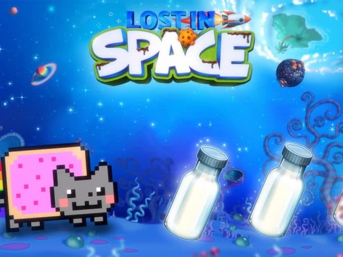 Release - Nyan Cat: Lost in Space
