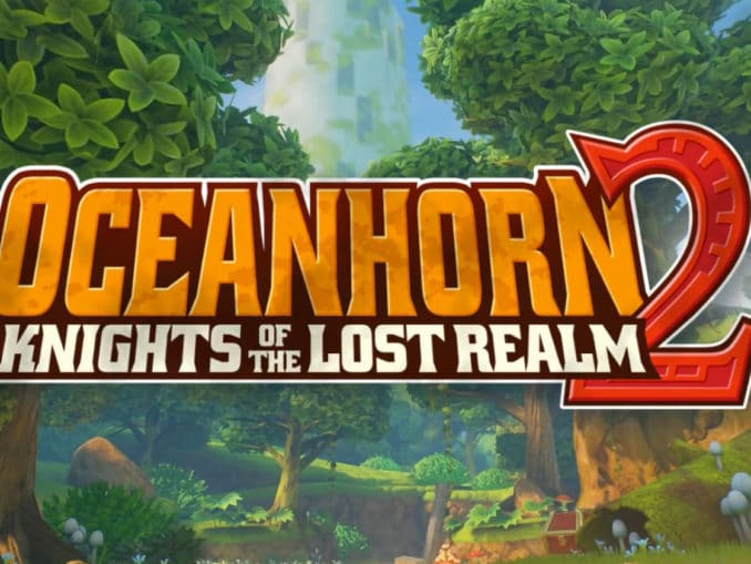 Nieuws - Oceanhorn 2 in de spotlight van Unreal Engine-project
