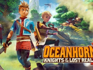 Nieuws - Oceanhorn 2: Knights Of The Lost Realm – Eerste 27 minuten