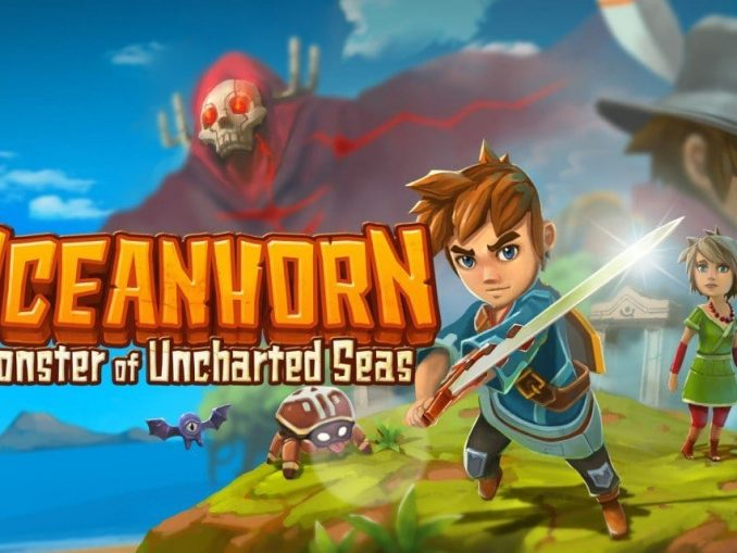 Release - Oceanhorn – Monster of Uncharted Seas