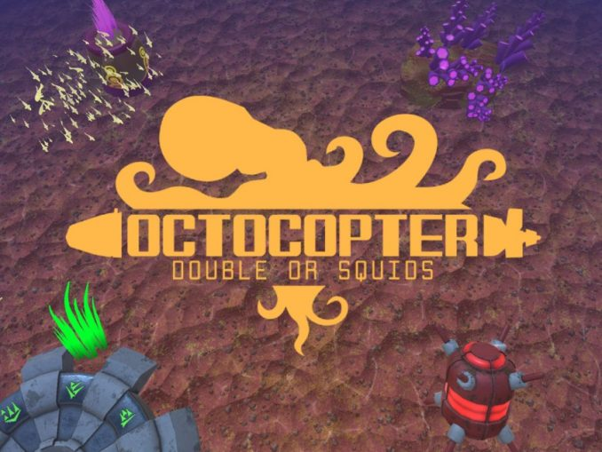 Release - Octocopter: Double or Squids