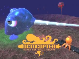 Octocopter: Super Sub Squid Escape