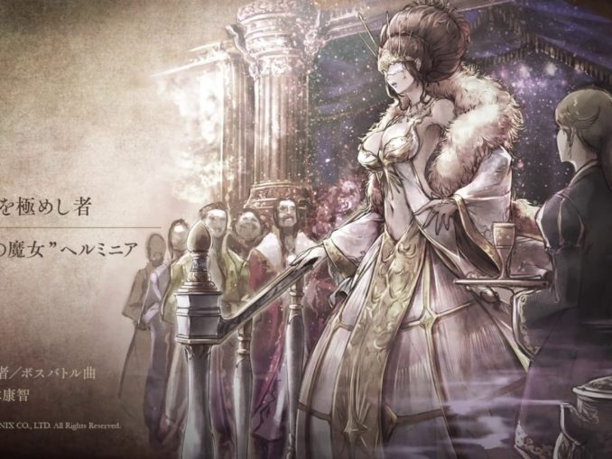 Nieuws - Octopath Traveler Champions Of The Continent TGS 2019 Trailer