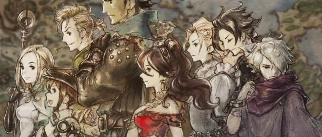 Octopath Traveler Concert – Eerste preview Trailer