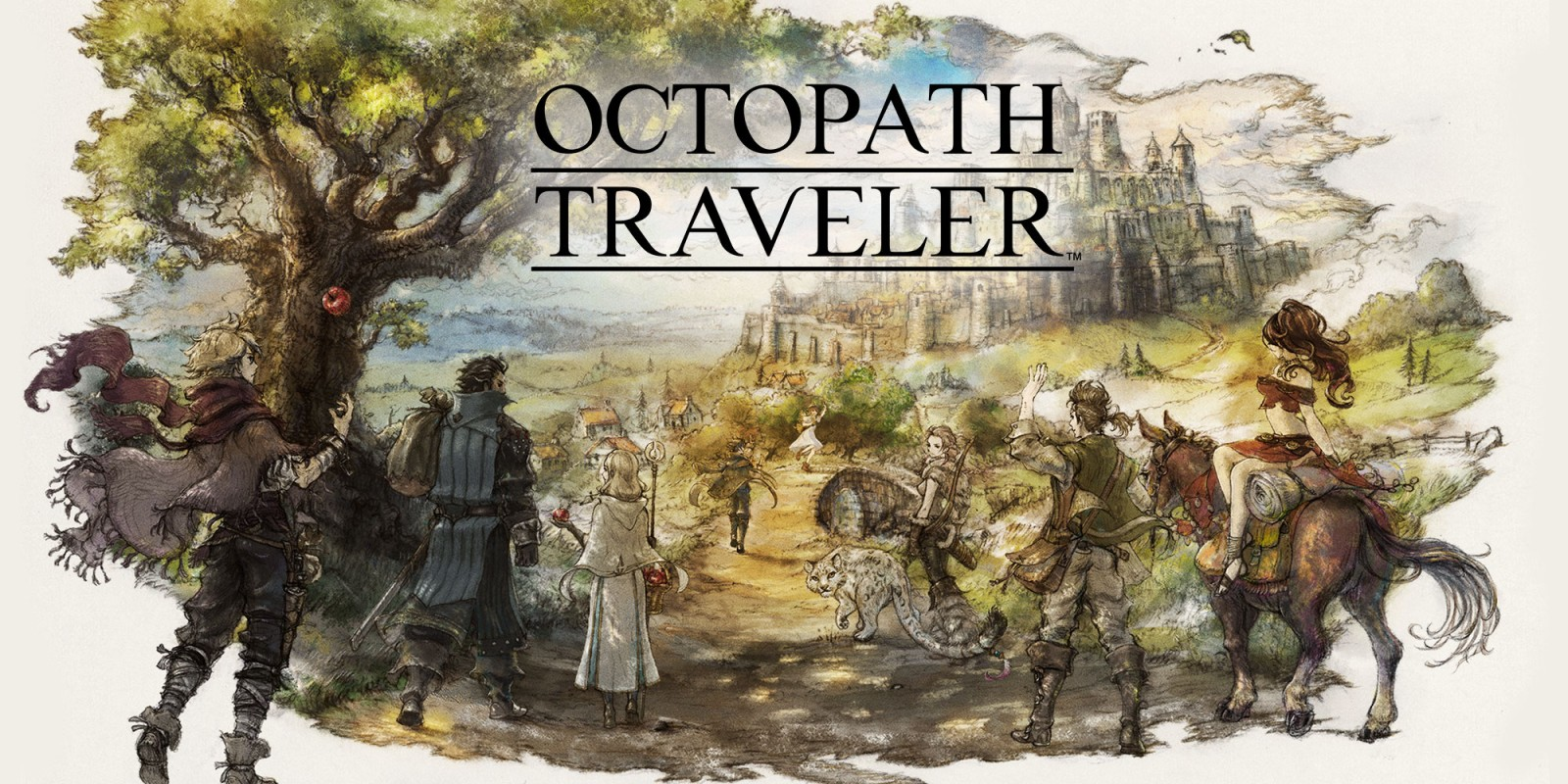 Octopath Traveler E3 trailer