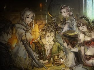 Octopath Traveler – Forge your future reclame