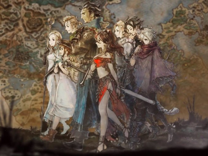 News - Octopath Traveler is still immensely popular in Japan