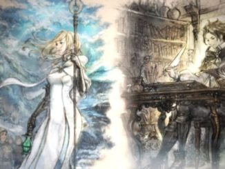 Octopath Traveler Ophilia The ClericTrailer