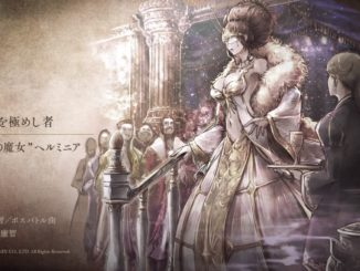 Octopath Traveler: Supreme Rulers Of The Continent: Nieuwe Helminia Art & Boss-thema