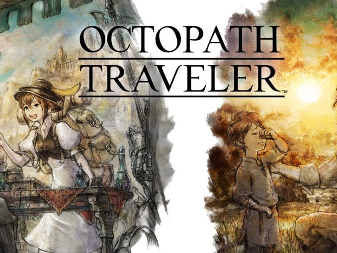 Nieuws - Octopath Traveler trailer introduceert nieuwe personages