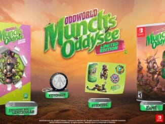 Oddworld: Munch's Oddysee Limited Edition komt 25 Augustus