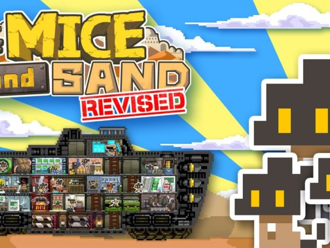 Release - OF MICE AND SAND -REVISED-