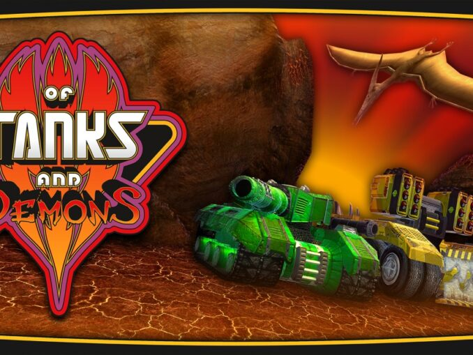 Release - Of Tanks and Demons III