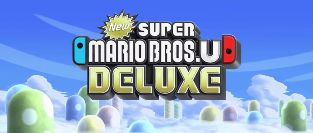 Official commercial compares New Super Mario Bros. U Deluxe to Real-Life