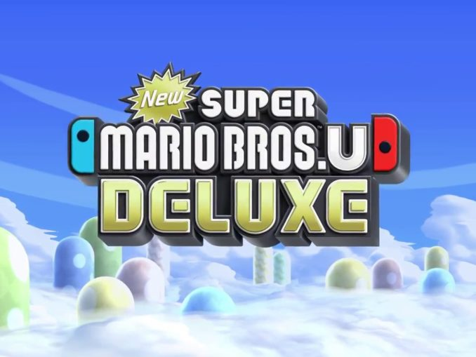 News - Official commercial compares New Super Mario Bros. U Deluxe to Real-Life