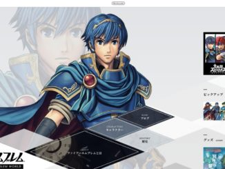 Officiële Fire Emblem World website geupdate